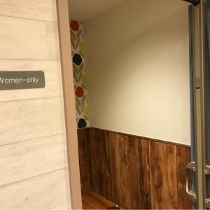 授乳室は女性専用です。