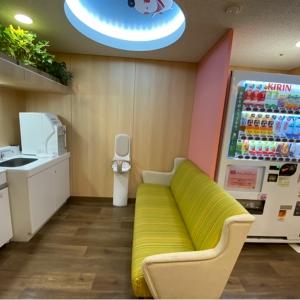 大阪国際空港 中央ターミナル(3F)の授乳室・オムツ替え台情報 画像3