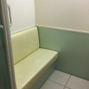 銀座コア(5F 女性用トイレ内)の授乳室・オムツ替え台情報 画像9