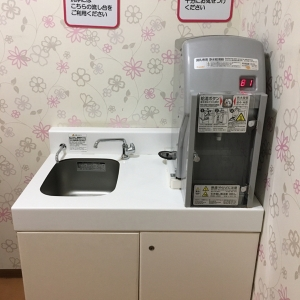 ミスターマックス 小倉北店(1F)の授乳室・オムツ替え台情報 画像7