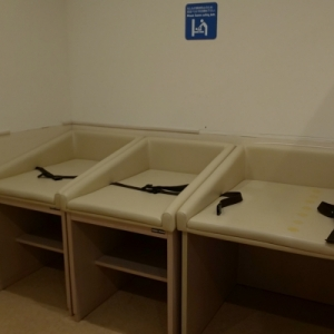 トイザらス・ベビーザらス  和歌山店(3F)の授乳室・オムツ替え台情報 画像3