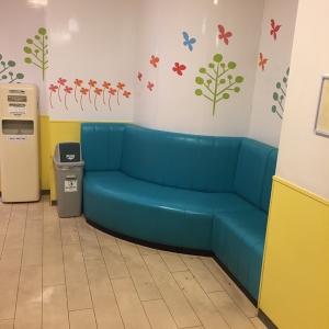 新所沢パルコ(パルコ館3F)の授乳室・オムツ替え台情報 画像15