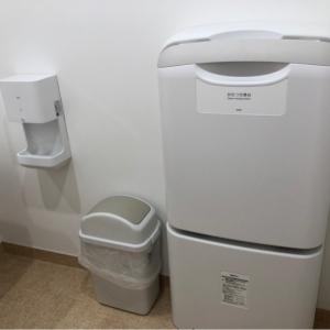 ダイユーエイト福島八島田店(1F)の授乳室・オムツ替え台情報 画像1