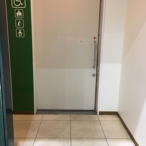 スポーツデポ 高知店(1F)のオムツ替え台情報 画像1