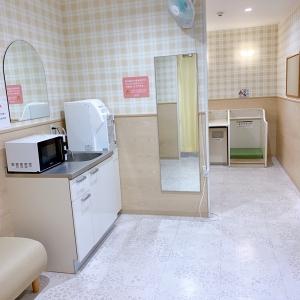 レクト(LECT)フードコート横(1F)の授乳室・オムツ替え台情報 画像6