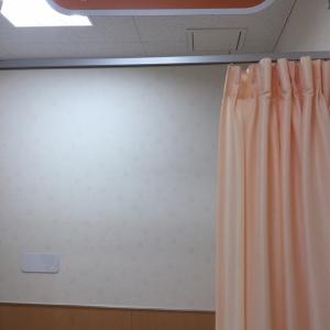 授乳エリアはカーテンです