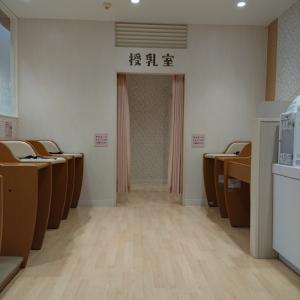 フジグラン野市(フードコート トイレ横)の授乳室・オムツ替え台情報 画像3