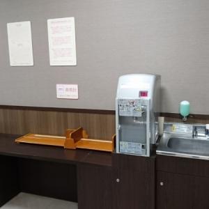 授乳室(イオン保険サービス隣)(3F)の授乳室・オムツ替え台情報 画像1