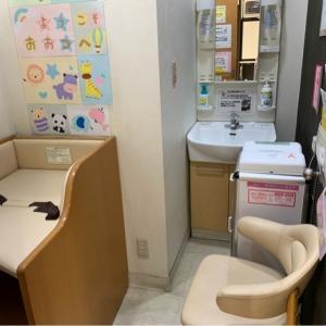 大津サービスエリア 上り(1F)の授乳室・オムツ替え台情報 画像3