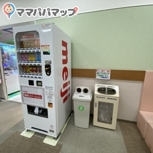 イオン久里浜店(2階 赤ちゃん休憩室)の授乳室・オムツ替え台情報 画像3