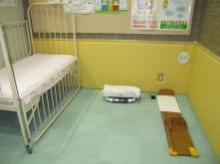 体重計とベッド