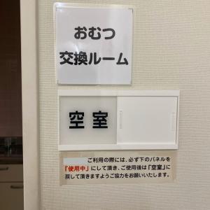 西松屋 守口寺方店の授乳室・オムツ替え台情報 画像3