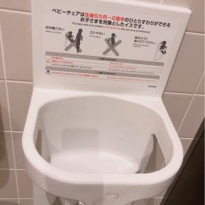 ららぽーと 和泉(4F)の授乳室・オムツ替え台情報 画像6