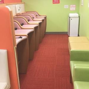 京王百貨店 新宿店(7F)の授乳室・オムツ替え台情報 画像2