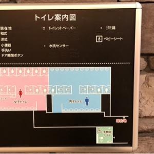 上野駅(3F)のオムツ替え台情報 画像3