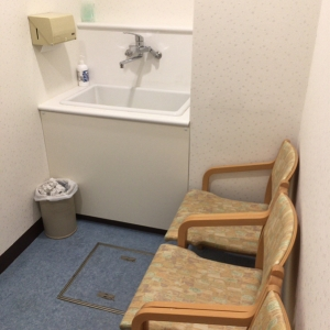 聖母病院(2F)の授乳室・オムツ替え台情報 画像4