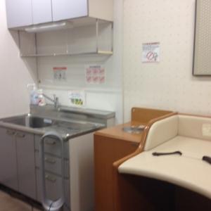 リバーウォーク北九州(1F)の授乳室・オムツ替え台情報 画像7