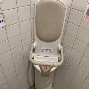女性用トイレ 各ベビーチェア