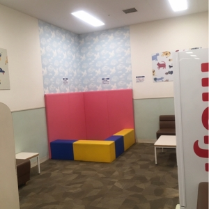 イオンモール与野(3F)の授乳室・オムツ替え台情報 画像3