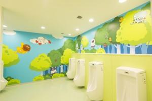 福岡アンパンマンこどもミュージアムinモールの授乳室・オムツ替え台情報 画像1