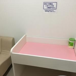 西松屋 呉焼山店の授乳室・オムツ替え台情報 画像3