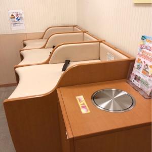 モラージュ柏店(2F くまざわ書店奥)の授乳室・オムツ替え台情報 画像2