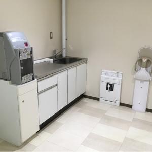 ポンテポルタ千住(2F)の授乳室・オムツ替え台情報 画像1