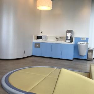 二子玉川ライズ・ショッピングセンター(4F)の授乳室・オムツ替え台情報 画像2