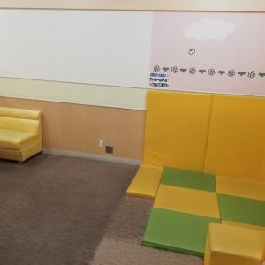 イオンモール鶴見緑地店 イオン内(3F)の授乳室・オムツ替え台情報 画像8