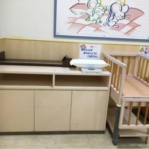 イオン挟間店(2F)の授乳室・オムツ替え台情報 画像4