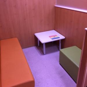 イオン相馬店(2階 赤ちゃん休憩室)の授乳室・オムツ替え台情報 画像3