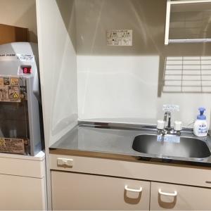 フォレオ大津一里山(2F)の授乳室・オムツ替え台情報 画像1