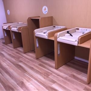 イオン枚方店(4階)の授乳室・オムツ替え台情報 画像6