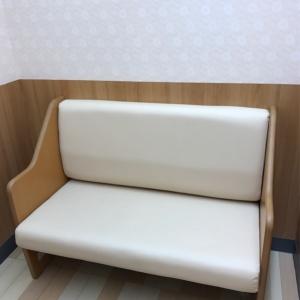授乳室のベンチです