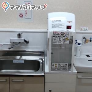 芦屋市役所(1F)の授乳室・オムツ替え台情報 画像3
