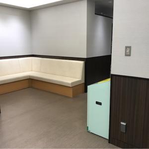 グランスタ(B1F ベビー休憩室)の授乳室・オムツ替え台情報 画像6