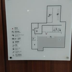 福岡空港 ANA suiteラウンジ(2階)(2F)のオムツ替え台情報 画像1