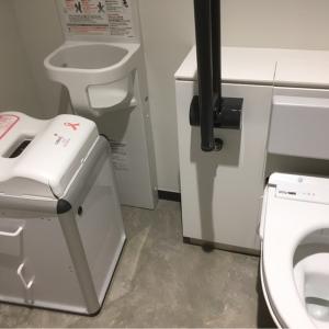 マクドナルド 京急サニーマート店(1F)のオムツ替え台情報 画像1