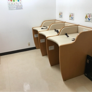 ララガーデン長町店(3F)の授乳室・オムツ替え台情報 画像7