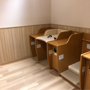 アミュプラザ小倉(西館6F)の授乳室・オムツ替え台情報 画像5