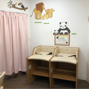 上野動物園 表門横 トイレの授乳室・オムツ替え台情報 画像1
