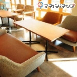 カフェトライノサンドイッの授乳室・オムツ替え台情報 画像3