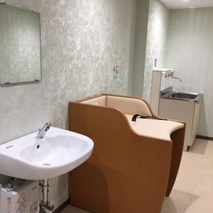 新大阪駅の授乳室・オムツ替え台情報 画像5