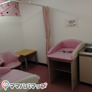 こどもの国(2F)の授乳室・オムツ替え台情報 画像1