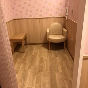 イオンタウン四日市泊(2F)の授乳室・オムツ替え台情報 画像3