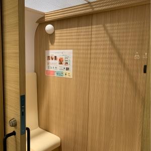 なんばマルイ(6F)の授乳室・オムツ替え台情報 画像6