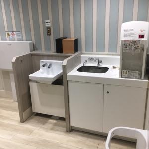 ユニバーサル・シティウォーク大阪(3F)の授乳室・オムツ替え台情報 画像3