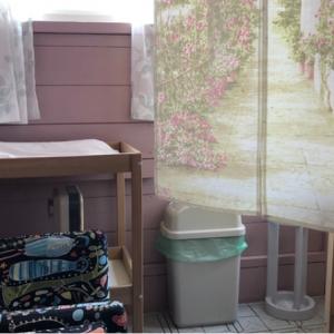 市原ぞうの国(ショー広場トイレ)の授乳室・オムツ替え台情報 画像1