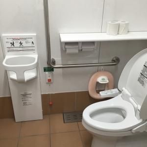 スギ薬局 穂積駅西店(1F)のオムツ替え台情報 画像2