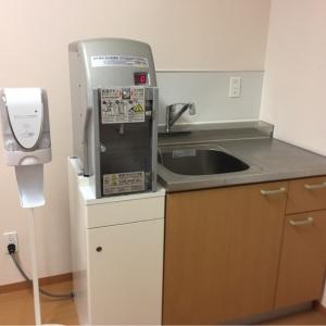 淀川キリスト教 病院(1F)の授乳室・オムツ替え台情報 画像6